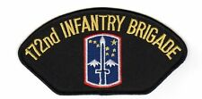 172nd Infantry Brigade Hat Patch
