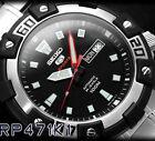 Seiko Automático SRP471K1 Reloj 24 Jewels cuarzo Hombre Nuevo con Box y garantía