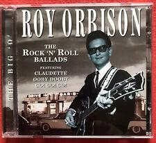 The Rock 'N' Roll Ballads CD Album Roy Orbison.