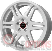 NEW SET OF 4 Speedline SUPERREG White 17x7 5-100 ET48 Rims ITALIAN MANUFACTURED