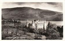 The Castle & Loch Fyne, INVERARAY, Argyllshire RP