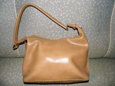 Handtasche Hobo Damen, Ledertasche von L. Credi, Original