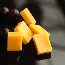 2PCS 100% Organic Natural Pure Beeswax Ballina Honey Cosmetic Grade Bees Wax Bee