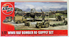 Airfix WWII RAF Bomber Re-Supply Set in 1/72 5330 ST