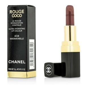 NEW Chanel Rouge Coco Ultra Hydrating Lip Colour (# 434 Mademoiselle)