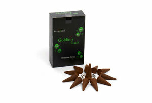 Stamford Goblins Lair Incense Cones Home Aroma Spa Highly Scented For Burners