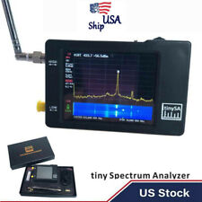 Tiny Spectrum Analyzer TinySA 2.8inch LCD Display 100khz-960mhz +Battery 16 bits