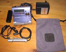 SONY Walkman MZ-R909 Minidisc MD Player Recorder