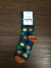 Chaussettes Happy socks combed coton élasthanne  Taille 36/40 BD01-067