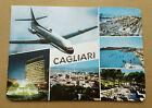 Cartolina Cagliari Anni '60 Poetto Porto Monte Urpinu (non viaggiata) 6/17