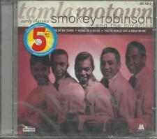 SMOKEY ROBINSON & THE MIRACLES - Early classics (1996) CD