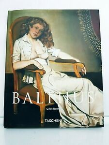 BALTHUS by Gilles Nerest, TASCHEN 2003 Collection Catalogue Hardcover, Very Good