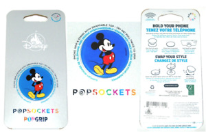 Mickey POPSOCKETS Disney Park Authentic iPhone Case Pop Grip ✿ Swap your style!