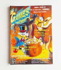 The Games machine n°30 aprile 1991 rivista videogiochi