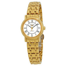 Longines Presence White Dial Automatic Ladies Watch L43212118