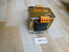 Bürkle+Schöck CX50100,Transformateur Primaire 380V Secondaire 24-220 V, KVA 1,0