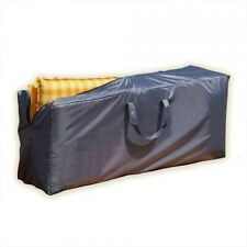 Tasche Schutzhülle zur Aufbewahrung von Gartenmöbelauflagen Polster Sitzkissen