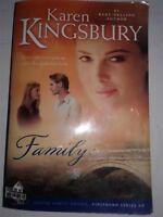 FAMILY BY KAREN KINGSBURY - CONTEMPORARY,  CHRISTIAN , ROMANCE