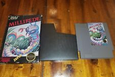 Millipede (Nintendo Entertainment System Nes, 1988) with box