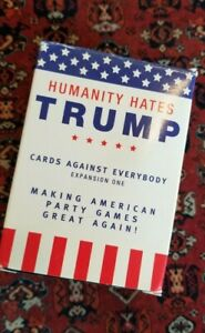 """Cards Against Humanity """"Humanity Hates Trump"""" Expansion Pack"""