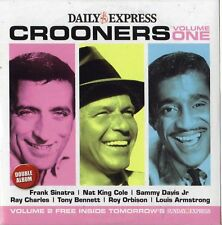 CROONERS - PROMO 2 CD SET: FRANK SINATRA, RAY CHARLES, ROY ORBISON, TONY BENNETT