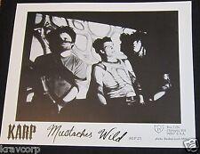 KARP—1995 PUBLICITY PHOTO