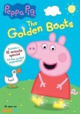 Peppa Pig The Golden BOOTS - Dvd-standard Region 1