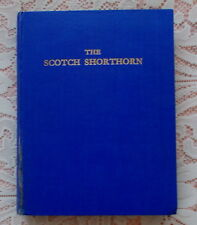 THE SCOTCH SHORTHORN THE HERDS OF SCOTLAND ENGLAND & WALES 1945-1946 BY MARSON