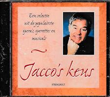 JACCO'S KEUS /Een selectie uit de populairste opera's, operettes en musicals NEW