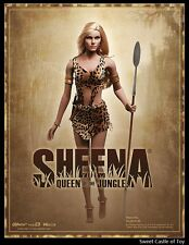 1/6 Phicen Female Queen of the Jungle Sheena Collector Figure PL2014-50 In Stock