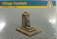 Italeri 1/35 Village Fountain Diorama Model Kit 6410