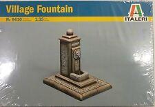 Italeri 1/35 Village Fountain Diorama Model Kit 6410