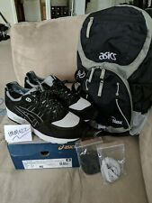 Patta x Asics Gel-Lyte Speed Pack by Delta, Parra & Elms size 12 with backpack