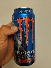 MONSTER Energy Drink GRONK Sealed 16 OZ *DISCONTINUED* *HARD TO FIND*