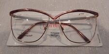 Vintage Laura Biagiotti V 142 08R 58/15 Ladies Eyeglass Frame New/Old Stock #312