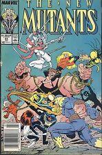 Marvel The New Mutants 65 July 1988 Demons Simonson