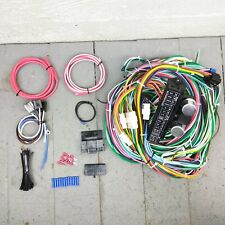 1965 - 1970 Impala Wire Harness Upgrade Kit fits painless compact fuse new KIC