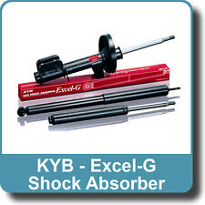 1 x KYB Rear  Excel-G Shock Absorber 333079