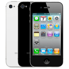 Apple iPhone 4S 8GB 16GB 32GB  Black White Factory Unlocked SMARTPHONE