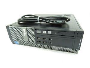 Dell Optiplex 7020 SFF Intel Core i7-4790 @ 3.60GHz 8GB RAM 320GB HDD DVD-RW