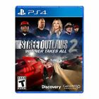 Street Outlaws 2: Winner Takes All /PlayStation 4 / ps4