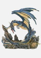 """Andrew Bill """"Relic"""" Dragon Figurine 2008 Annual Piece Retired."""