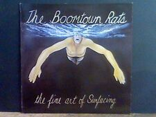 BOOMTOWN RATS  The Fine Art Of Surfacing    LP