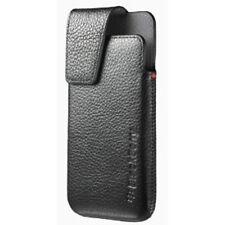 BlackBerry Leather Swivel Holster for BlackBerry Z10 - Black