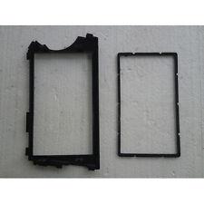 AV 2DIN DVD Dashboard frame Dark Gray For 05 11 Kyron & New Kyron