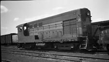 ORIGINAL PHOTO NEGATIVE-Railroad Chicago Northwestern #1050