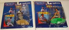 Set of 1998 Home Run History Starting Lineup Figures Mark McGwire & Sammy Sosa