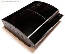 PlayStation 3 FAT 80GB : komplett in OVP mit 2 Controllern, 6 Spielen & 6 Filmen