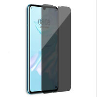 For LG OnePlus HTC Anti-Peeping Screen Protector Film Privacy Tempered Glass New