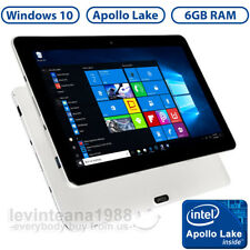 "11.6"" IPS FHD  6GB Ram Intel Apollo Lake WINDOWS 10 TABLET PC"
